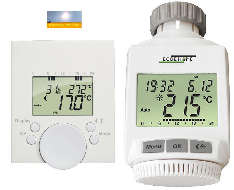 valvole termostatiche prezzo