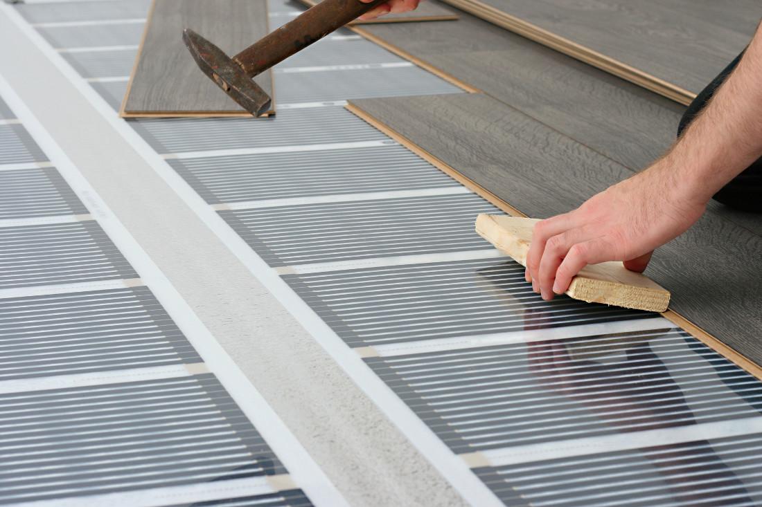 Riscaldamento A Pavimento Tubi riscaldamento a pavimento: tutti i benefici dei pannelli